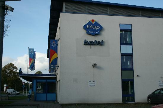 Ibis Budget Lübeck City Sued: Отель