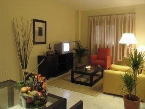 Luxsevilla Palacio: Guest Room