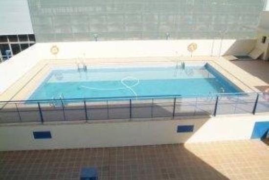 Luxsevilla Palacio: Swimming pool
