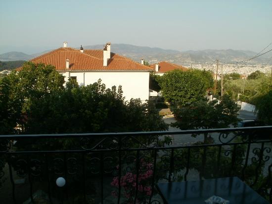 Defkalion Hotel: View of Volos
