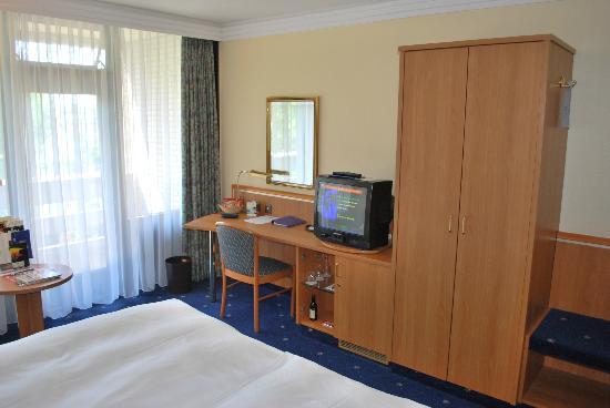 Leonardo Hotel Hannover: Zimmer