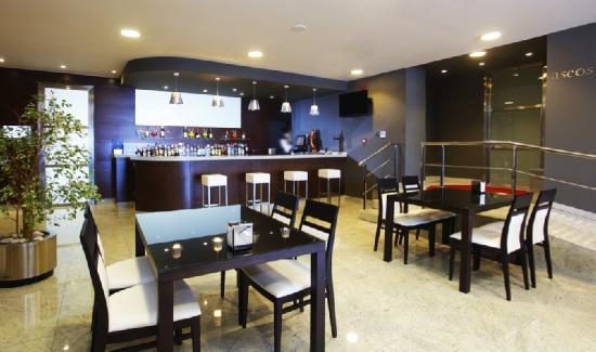 Hotel Mexico Vigo: Bar/Lounge I