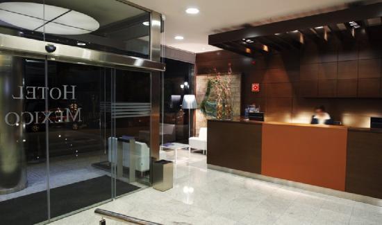 Hotel Mexico Vigo: Front Desk I