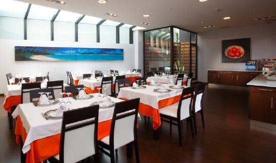 Hotel Mexico Vigo: Restaurant I