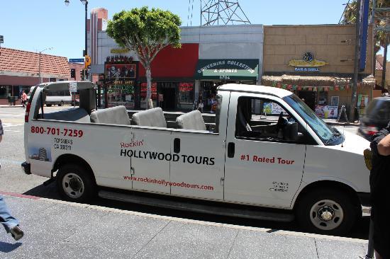 Rockin' Hollywood Tours