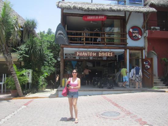Club Yebo: Entrada de Hotel