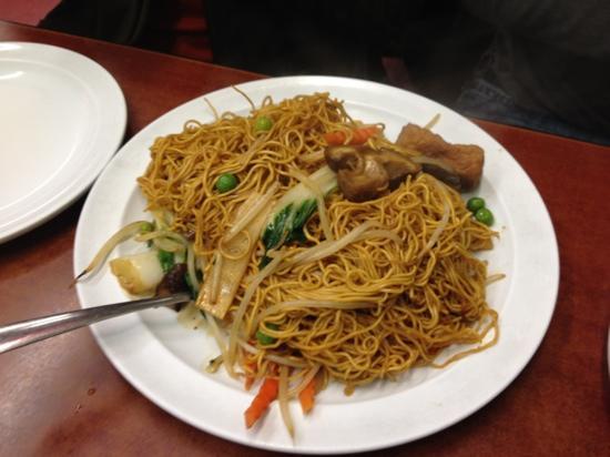 Yuet Lee : noodles