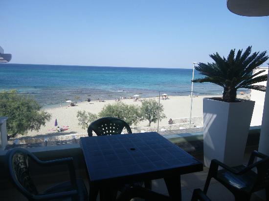 Solar Residence : La spiaggia antistante il residence