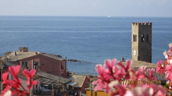 Hotel Villa Steno: Room with a view!