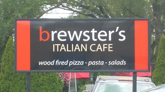 Brewster's Italian Cafe: Brewster's!