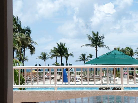Sea View Hotel: vue du restaurant
