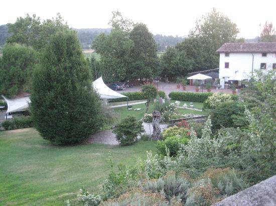 Resort La Mola: jardin