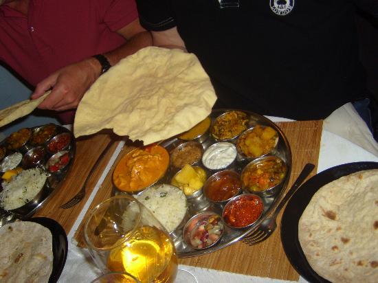 Rice & Spice: Thali