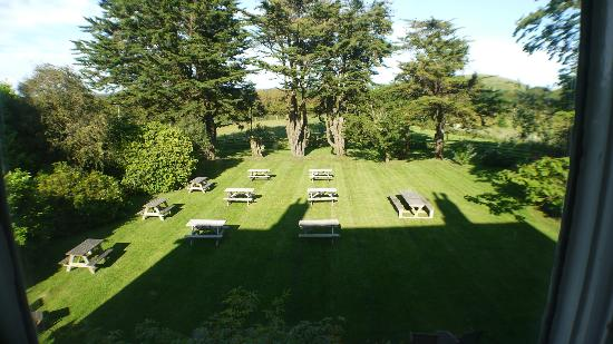 Norden House: This is the view from room 2 also in rooms 1&3