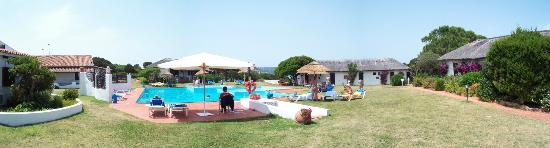 Club Village Forte Cappellini: panoramica del villaggio