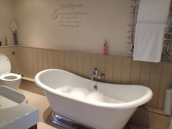 Emlyn Hotel: Gwenllian bathroom