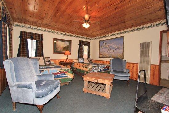 Hillcrest Lodge: Bedroom 4