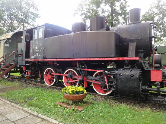 Nowy Targ, Polska: train