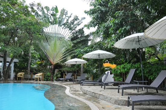 Pinjalo Resort Villas: Garden