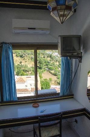 Hotel Parador: Bureau en TV