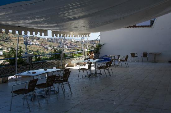 Hotel Parador: Terras