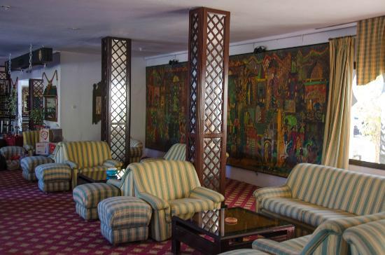 Hotel Parador - Chefchaouen : Lobby