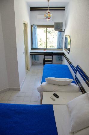 Hotel Parador: Kamer