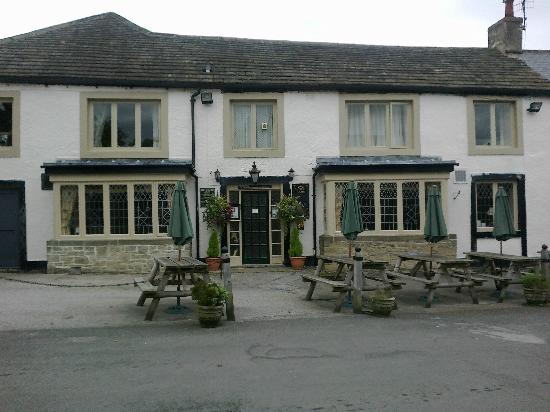 The Miners Arms: The main building