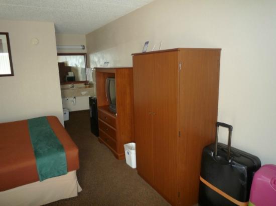 Harrisonburg Inn: Zimmer