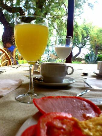 PortBlue Club Pollentia Resort & Spa : breakfast
