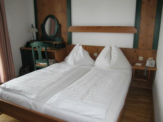 Alpenhotel Gösing: Bequeme Betten