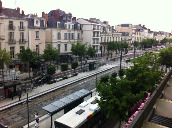Mercure Angers Centre Gare: Vue