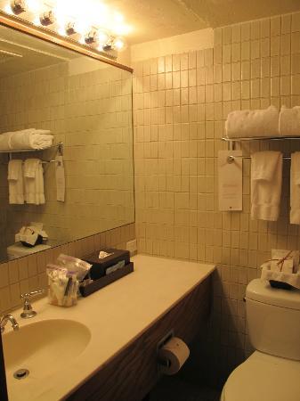 Molly Gibson Lodge: Bathroom