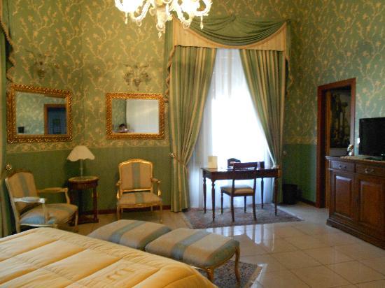 Hotel Villa Romeo: my room