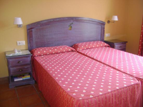 Hotel Elvea : habitación doble