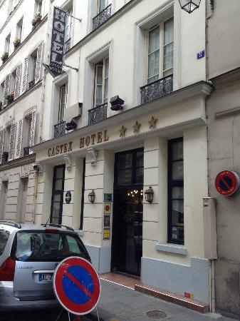 Castex Hotel: Hotel Castex.