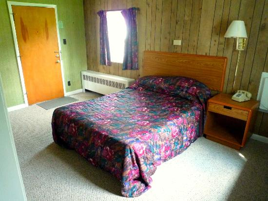 Davidson's Motel: Single bedroom