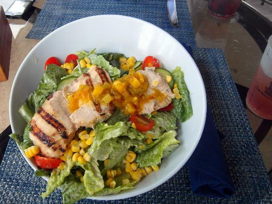 Ocean Bar and Grill: Tequila-Lime Chicken Salad