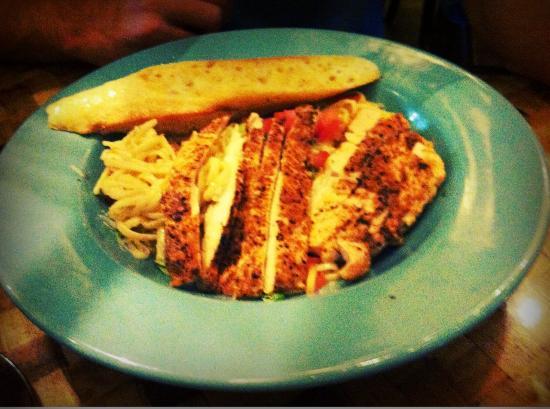 Islamorada Fish Company: Cajun Chicken Pasta $9.95