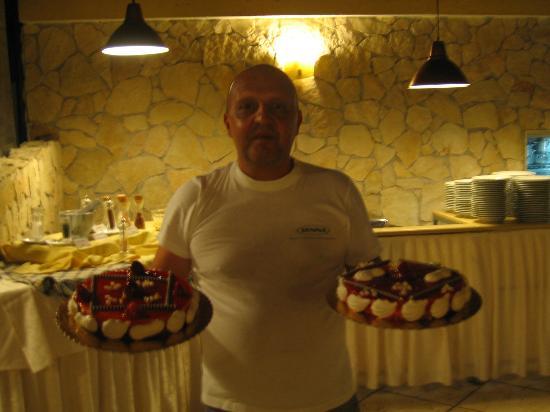 Guardavalle, İtalya: Grazie al pasticcere !!!