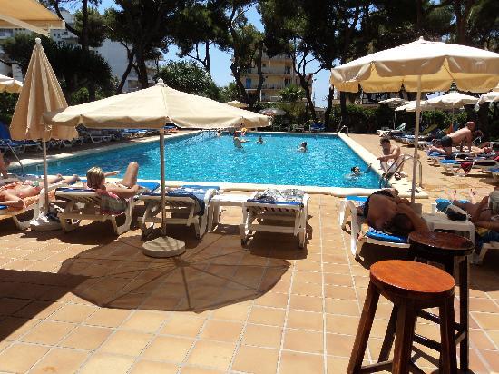 Hotel Riu Concordia: Piscina do hotel