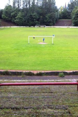 Scottish Football Museum: a 5 minute walk from Hampden, Cathkin Park home of former team Third Lanark.