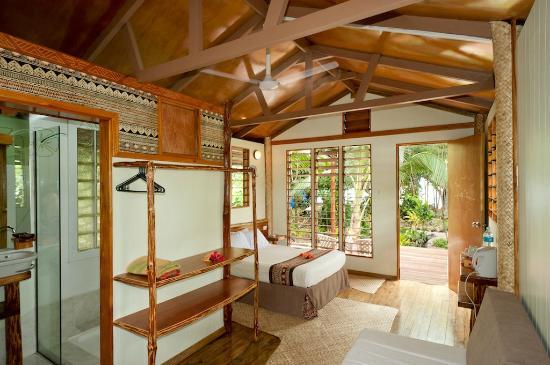 Robinson Crusoe Island Resort: Island Lodge Accommodation