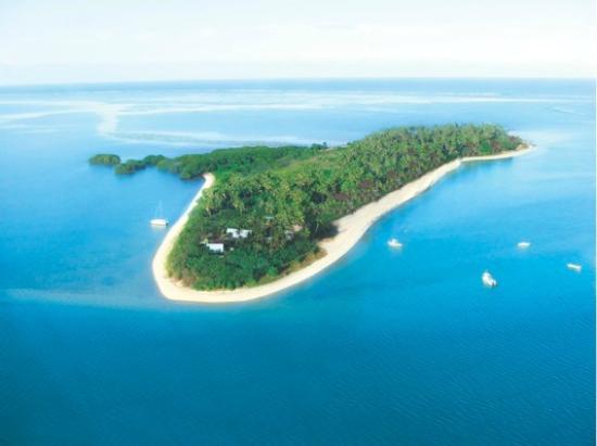 Robinson Crusoe Island Resort: Robinson Crusoe Island