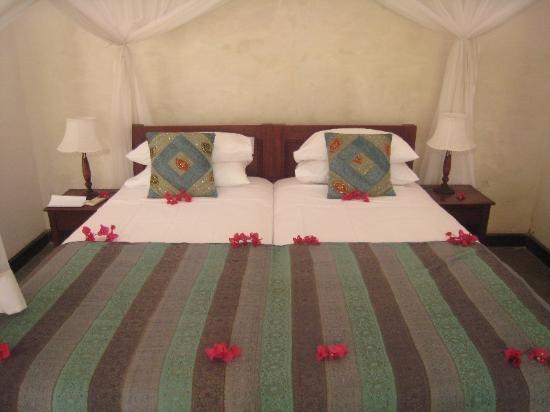 Ibo Island Lodge: Ibo lodge - our room
