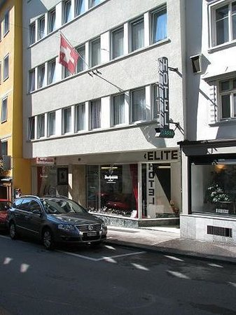 Hotel Elite St. Gallen