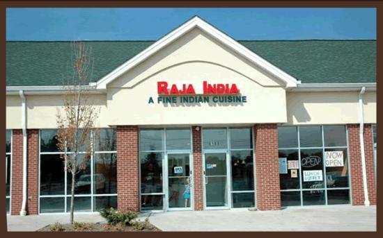 Raja India Restaurant