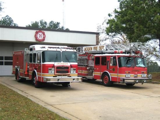 City of Jackson Fire Museum Foto