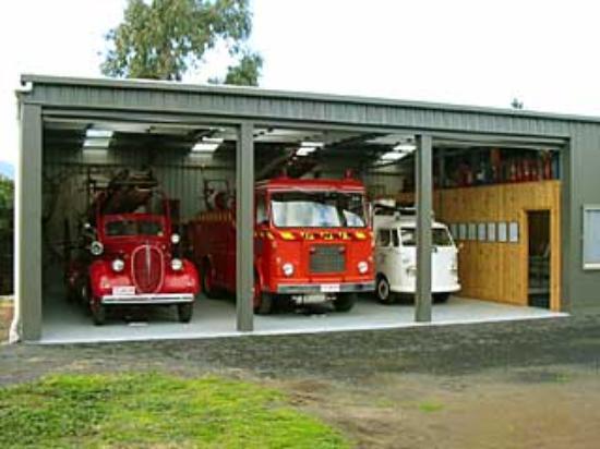 Tasmanian Transport Museum Image