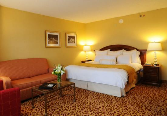 99 Palms Inn & Suites: Single Bed King Room